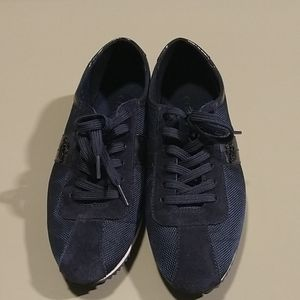 Coach sneakers size 10 worn maybe twice